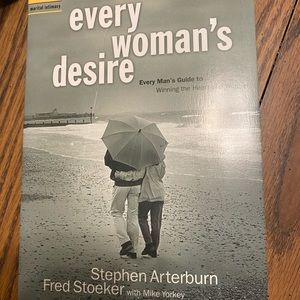 """Other - Used book """"Every Women's Desire"""" By: Fred Stoeker"""